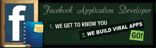 Facebook Application Developer - affordable Facebook Application Development
